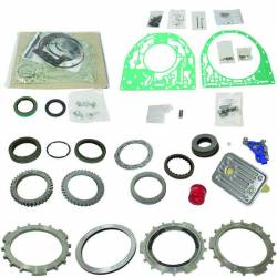 Transmission - Automatic Transmission Parts - BD Diesel - BD Diesel Built-It Trans Kit Chevy 2000-2004 LB7 Allison Stage 4 Master Rebuild Kit 1062204