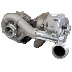 2008-2010 Ford 6.4L Powerstroke - Turbo Chargers & Components - BD Diesel - BD Diesel Exchange Replacement Turbo Assembly - Ford 2008-2010 6.4L PowerStroke 179514-B