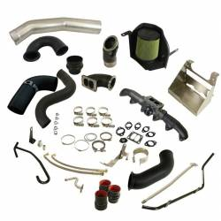 2007.5-2018 Dodge 6.7L 24V Cummins - Dodge Ram 6.7L Turbo Chargers & Components - BD Diesel - BD Diesel Cobra Turbo Install Kit w/S400 Secondary - Dodge 2003-2009 5.9L/6.7L 1045760
