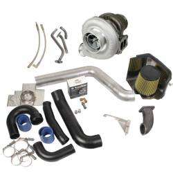 1998.5-2002 Dodge 5.9L 24V Cummins - Turbo Chargers & Components - BD Diesel - BD Diesel Super B Twin Turbo Upgrade Kit - 1994-1998 12-valve Dodge 1045315