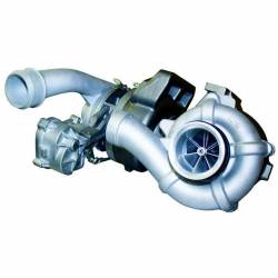 2008-2010 Ford 6.4L Powerstroke - Turbo Chargers & Components - BD Diesel - BD Diesel Twin Turbo System, Performance  - Ford 6.4L 2008-2010 w/o Air Intake Kit 1047081