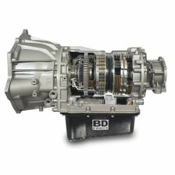 Transmission - Automatic Transmission Assembly - BD Diesel - BD Diesel Transmission - 2006-2007 Chev LBZ Allison 1000 6-speed 4wd 1064734