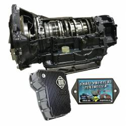 Dodge Ram 6.7L Transmissions and Parts - Automatic Transmission Assembly - BD Diesel - BD Diesel Transmission - 2007.5-2017 Dodge 68RFE 4wd 1064264