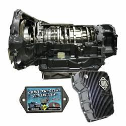 Transmission - Automatic Transmission Assembly - BD Diesel - BD Diesel Transmission - 2007.5-2017 Dodge 68RFE 4wd c/w Billet Input Shaft 1064264B