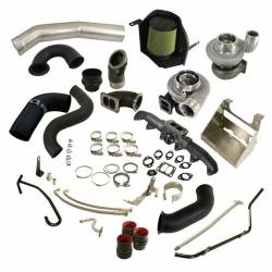 2007.5-2018 Dodge 6.7L 24V Cummins - Dodge Ram 6.7L Turbo Chargers & Components - BD Diesel - BD Diesel Cobra Twin Turbo Kit S361SX-E / S476SX-E - Dodge 2007.5-2009 6.7L 1045781