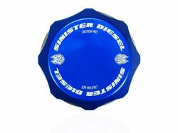 2017-2020 Ford 6.7L Powerstroke Parts - Ford 6.7LCooling System Parts - Sinister Diesel - Sinister Diesel Degas Bottle Cap for 2017-Current Powerstroke 6.7L