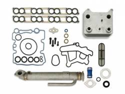 Turbo Chargers & Components - Gaskets & Accessories - Sinister Diesel - Sinister Diesel Basic Solution® 6.0L w/ Round Cooler