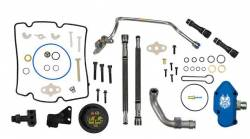 2003-2007 Ford 6.0L Powerstroke - Engine Parts for Ford Powerstoke 6.0L - Sinister Diesel - Sinister Diesel Update Kit for 2004-2007 6.0L Powerstroke w/ Billet Regulator