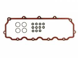 Engine Parts - Valvetrain Parts - Sinister Diesel - Sinister Diesel Valve Cover Gasket Kit for 2003-2007 Ford Powerstroke 6.0L