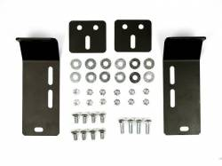 Exterior - Bumpers & Parts - Sinister Diesel - Sinister Diesel OBS to 2010 (6.4L) Bumper Conversion Brackets for 1991-1998 Ford Superduty