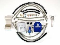 Ford 7.3L Fuel System & Components - Fuel Supply Parts - Sinister Diesel - Sinister Diesel Regulated Fuel Return Kit for Ford Powerstroke 7.3L w/ Integrated Fuel Filter