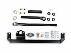 Dodge Ram 6.7L Steering And Suspension Parts - Steering Stabilizers - Sinister Diesel - Sinister Diesel Adjustable Track Bar and Steering Box Support Kit for Dodge Cummins 2003-2009 4WD