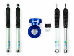 Steering And Suspension - Shocks & Struts - Sinister Diesel - Sinister Diesel Leveling Kit for Dodge Cummins 1994-2012 Blue (4wd Only) w/ Bilstein 5100 Series Shocks