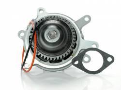 "2011–2016 GM 6.6L LML Duramax Performance Parts - Cooling System - Sinister Diesel - Sinister Diesel ""Welded"" Water Pump for 2006-2016 Duramax LBZ / LMM / LML"