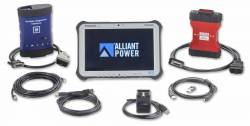 2008-2010 Ford 6.4L Powerstroke Parts - Ford 6.4L Tools - Alliant Power - Alliant Power AP0100 Diagnostic Tool Kit CF-54 - Ford, GM, 2006 and later Chrysler