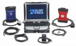 2008-2010 Ford 6.4L Powerstroke Parts - Ford 6.4L Tools - Alliant Power - Alliant Power AP0101 Diagnostic Tool Kit Dell - Ford, GM, 2006 and later Chrysler