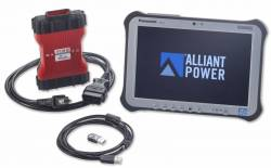 2008-2010 Ford 6.4L Powerstroke Parts - Ford 6.4L Tools - Alliant Power - Alliant Power AP0102 Diagnostic Tool Kit CF-54 - Ford