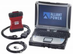 2008-2010 Ford 6.4L Powerstroke Parts - Ford 6.4L Tools - Alliant Power - Alliant Power AP0103 Diagnostic Tool Kit Dell - Ford