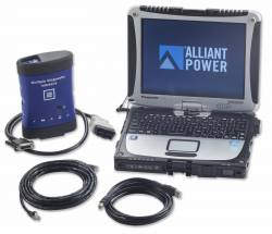2007.5-2010 GM 6.6L LMM Duramax - Tools - Alliant Power - Alliant Power AP0106 Diagnostic Tool Kit Dell - GM