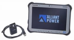 2007.5-2018 Dodge 6.7L 24V Cummins - Dodge Ram 6.7L Tools - Alliant Power - Alliant Power AP0108 Diagnostic Tool Kit CF-54 - 2006 and later Chrysler