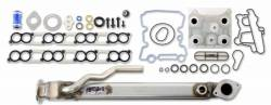 Engine Parts for Ford Powerstoke 6.0L - Oil System - Alliant Power - Alliant Power AP63445 Oil Cooler/Exhaust Gas Recirculation (EGR) Cooler Kit