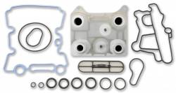 Engine Parts for Ford Powerstoke 6.0L - Oil System - Alliant Power - Alliant Power AP63451 Engine Oil Cooler Kit