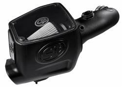 Air Intakes & Accessories - Air Intakes - S&B Filters - S&B Filters Cold Air Intake Kit (Dry Disposable Filter) 75-5105D