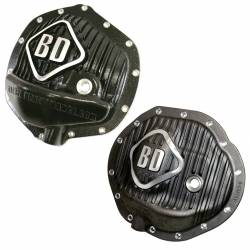 Axles & Components - Differential Covers - BD Diesel - BD Diesel Differential Cover Pack, Front & Rear - Dodge 2500 2003-2013 / 3500 2003-2012 1061827