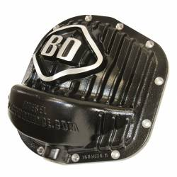 1999-2003 Ford 7.3L Powerstroke - Steering And Suspension - BD Diesel - BD Diesel Differential Cover, Rear - AA 12-10.25/10.5 - Ford 1989-2016 Single Wheel 1061830