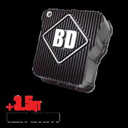 BD Diesel - BD Diesel Deep Sump Trans Pan - 2001-2014 Chevy Allison 1000 1061650 - Image 2