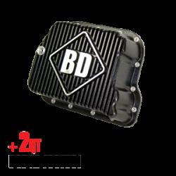 BD Diesel - BD Diesel Deep Sump Trans Pan - 1989-2007 Dodge (2qt) 1061501 - Image 2