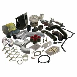 BD Diesel - BD Diesel 6.7 Ford Turbo Kit - 2011-2016 6.7L F250 / F350 Powerstroke Scorpion