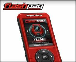 2008-2010 Ford 6.4L Powerstroke - Programmers & Tuners - Superchips - Superchips F5 Ford Flashpaq - 1845