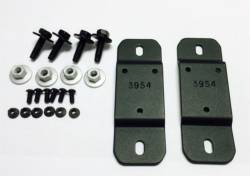 AMP Research - AMP BEDXTENDER HD NO DRILL MOUNTING KIT - 2014-2018 Ram