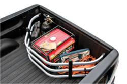 AMP Research - AMP BEDXTENDER HD SPORT - 1988-2007 GM, 1999-2018 FORD, 1994-2018 DODGE RAM, 2016-2018 NISSAN TITAN XD - SILVER - Image 3