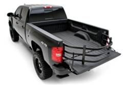 AMP Research - AMP BEDXTENDER HD SPORT - 1988-2007 GM, 1999-2018 FORD, 1994-2018 DODGE RAM, 2016-2018 NISSAN TITAN XD - BLACK
