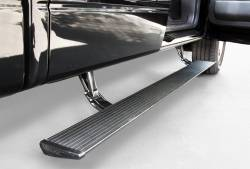 Exterior - Running Boards - AMP Research - AMP POWERSTEP - 2004-2008 Ford F-150, 2006-2008 Lincoln Mark LT