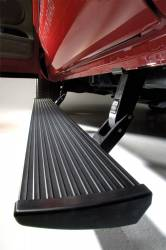 Exterior - Running Boards - AMP Research - AMP POWERSTEP - 2006-2008 Dodge Ram 1500, 2006-2009 Dodge Ram 2500, 3500