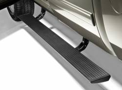 Exterior - Running Boards - AMP Research - AMP POWERSTEP - 2007-2014 Chevrolet Silverado 1500 HD, 2500 HD, 3500 HD, 2007-2014 GMC Sierra 1500 HD, 2500 HD, 3500 HD