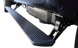 Exterior - Running Boards - AMP Research - AMP POWERSTEP - 2011-2014 GMC Sierra 2500 HD, 3500 HD