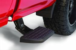 Exterior - Running Boards - AMP Research - AMP BEDSTEP2 - 2015-2018 Chevrolet Silverado 2500 HD, Silverado 3500 HD, 2015-2018 GMC Sierra 2500 HD, Sierra 3500 HD, 2014-2018 Chevrolet Silverado 1500, 2014-2018 GMC Sierra 1500.