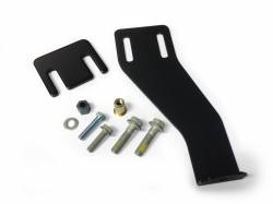1998.5-2002 Dodge 5.9L 24V Cummins - Dodge 5.9L Exterior - AMP Research - AMP BEDSTEP2 Mounting Bracket Kit - 2002-2010 Dodge Ram 2500, 3500, 2013-2018 Ram 2500, 3500