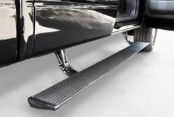 Exterior - Running Boards - AMP Research - AMP Powerstep - 2009-2014 Ford F-150 Plug & Play
