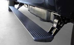 Exterior - Running Boards - AMP Research - AMP Powerstep - 2015-2016 Chevrolet Silverado 2500 HD, Silverado 3500 HD, 2015-2016 GMC Sierra 2500 HD, Sierra 3500 HD