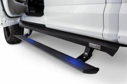 Exterior - Running Boards - AMP Research - AMP POWERSTEP XL - 2007-2014 GMC Sierra 2500 HD, 3500 HD, 2007-2013 Chevrolet Silverado 1500