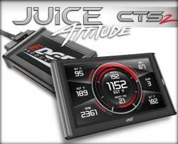 2003-2007 Dodge 5.9L 24V Cummins - Programmers & Tuners - Edge Products - Edge Products Juice w/Attitude CTS2 Programmer 2004.5-2005
