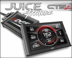 2007.5-2010 GM 6.6L LMM Duramax - Programmers & Tuners - Edge Products - Edge Products Juice w/Attitude CTS2 Programmer 21503