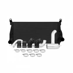 2001-2004 GM 6.6L LB7 Duramax - Air Intakes & Accessories - Mishimoto - Mishimoto Chevrolet/GMC 6.6L Duramax Intercooler Kit - 2002-2004 - Black