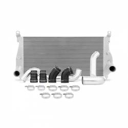 2001-2004 GM 6.6L LB7 Duramax - Air Intakes & Accessories - Mishimoto - Mishimoto Chevrolet/GMC 6.6L Duramax Intercooler Kit - 2002-2004 - Silver