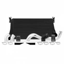 2007.5-2010 GM 6.6L LMM Duramax - Air Intakes & Accessories - Mishimoto - Mishimoto Chevrolet/GMC 6.6L Duramax Intercooler Kit 2006-2010 Black